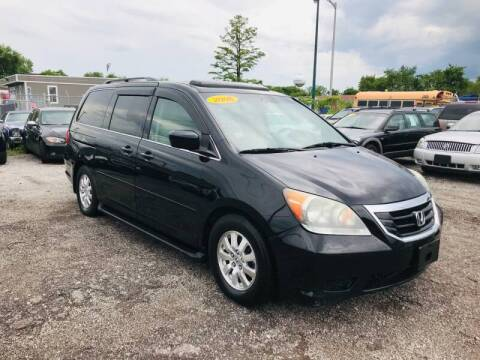 2008 Honda Odyssey for sale at I57 Group Auto Sales in Country Club Hills IL