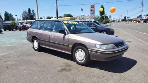 1994 Subaru Legacy for sale at Good Guys Used Cars Llc in East Olympia WA