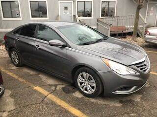 2011 Hyundai Sonata for sale at WELLER BUDGET LOT in Grand Rapids MI
