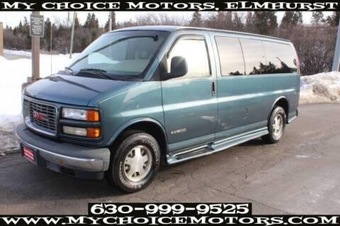 1999 GMC Savana for sale at My Choice Motors Elmhurst in Elmhurst IL