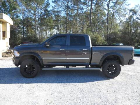 2015 RAM Ram Pickup 2500 for sale at Ward's Motorsports in Pensacola FL