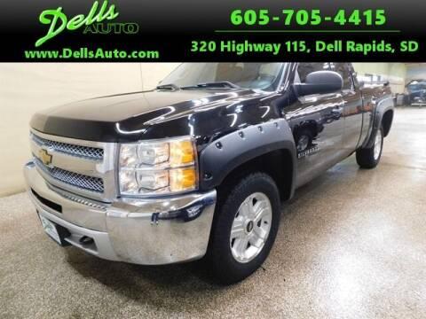 2013 Chevrolet Silverado 1500 for sale at Dells Auto in Dell Rapids SD
