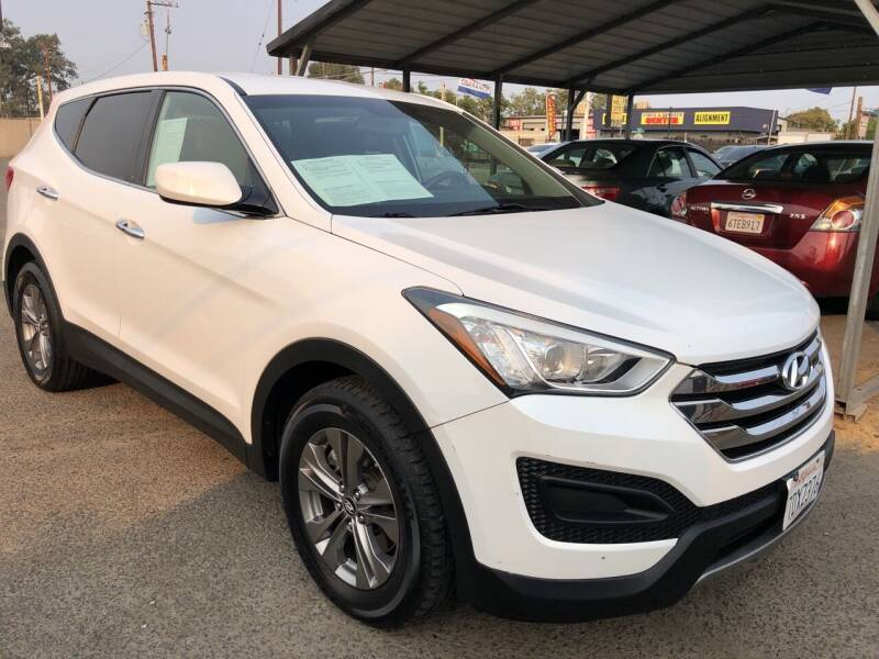 2014 Hyundai Santa Fe Sport for sale at El Compadre Auto Plaza in Modesto CA