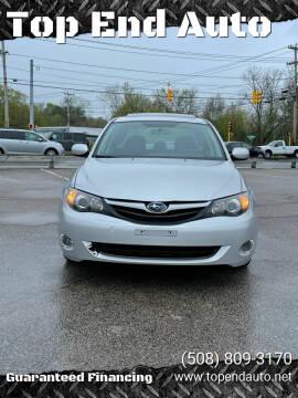 2011 Subaru Impreza for sale at Top End Auto in North Atteboro MA