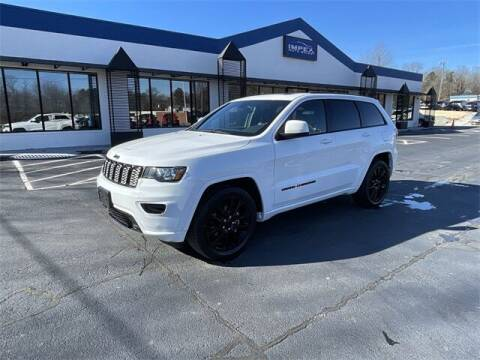 2018 Jeep Grand Cherokee for sale at Impex Auto Sales in Greensboro NC
