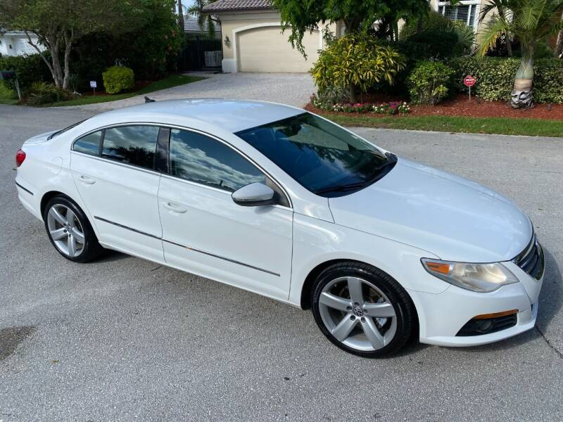2011 Volkswagen CC for sale at Exceed Auto Brokers in Pompano Beach FL