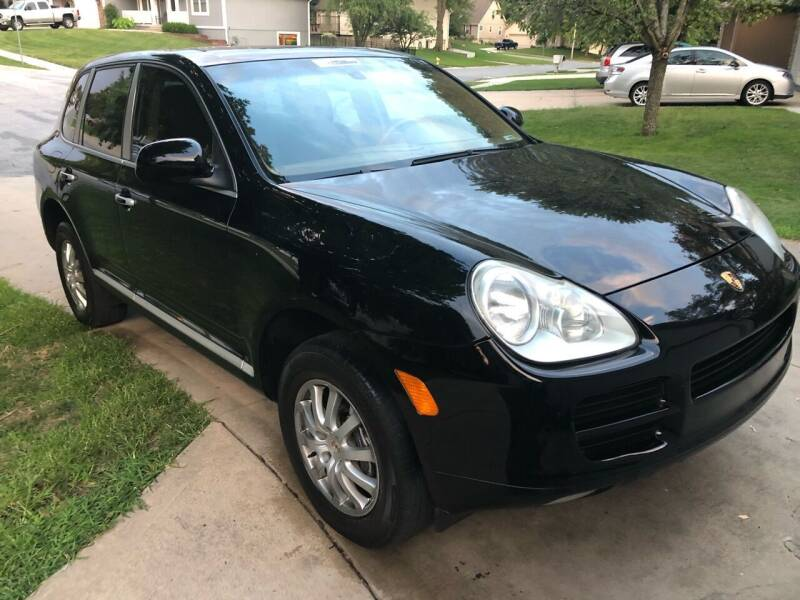 2006 Porsche Cayenne for sale at Nice Cars in Pleasant Hill MO