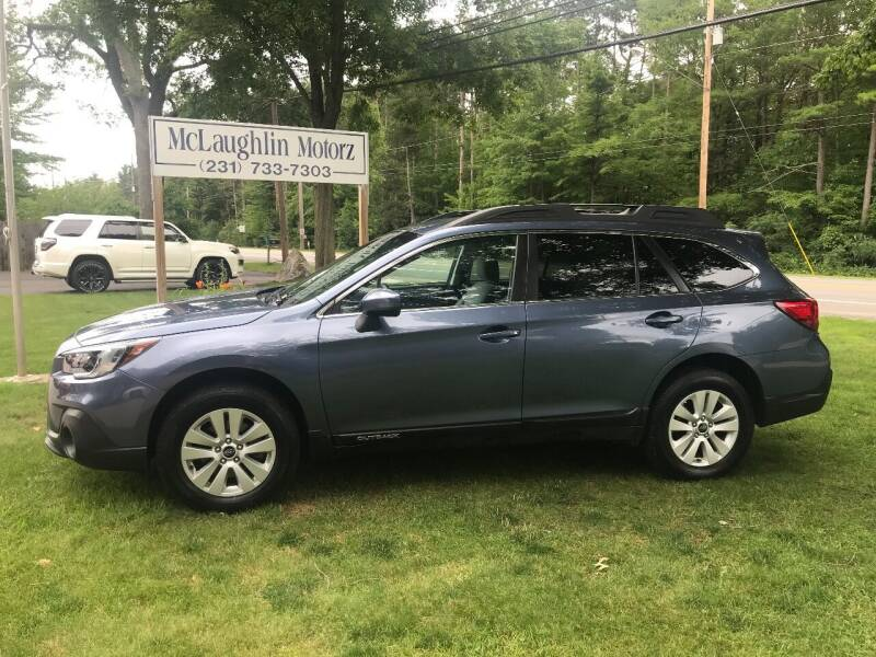 2018 Subaru Outback for sale at McLaughlin Motorz in North Muskegon MI