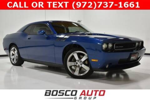 2009 Dodge Challenger for sale at Bosco Auto Group in Flower Mound TX