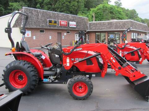 2021 BRANSON 2515H for sale at Kens Auto Sales in Holyoke MA