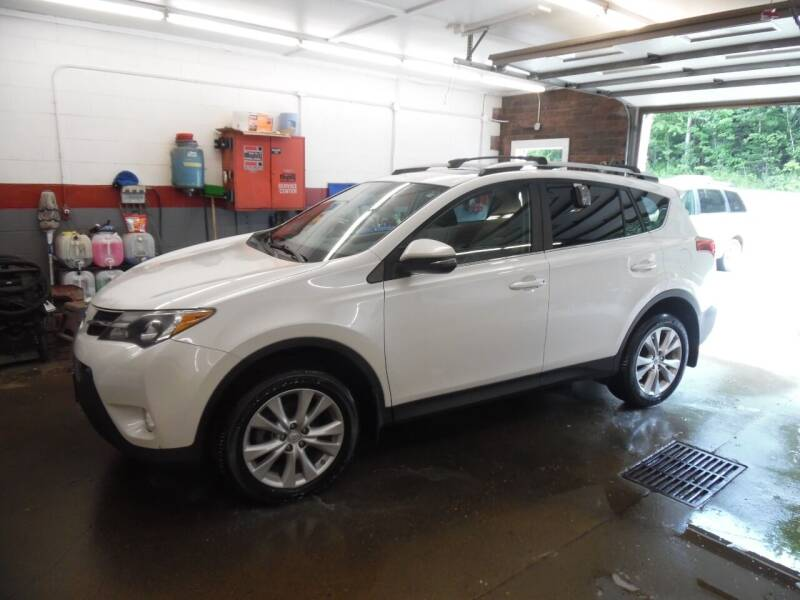2013 Toyota RAV4 for sale at East Barre Auto Sales, LLC in East Barre VT