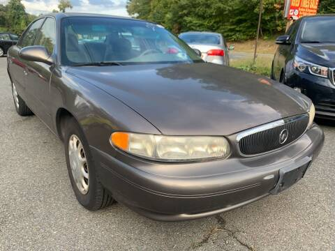 2004 Buick Century for sale at D & M Discount Auto Sales in Stafford VA