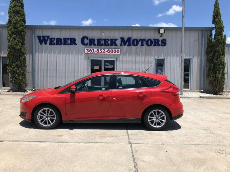 2015 Ford Focus for sale at Weber Creek Motors in Corpus Christi TX