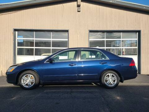 2007 Honda Accord for sale at Westside Motors in Mount Vernon WA