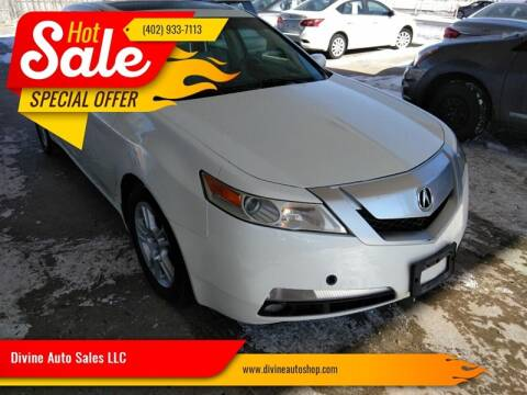 2009 Acura TL for sale at Divine Auto Sales LLC in Omaha NE