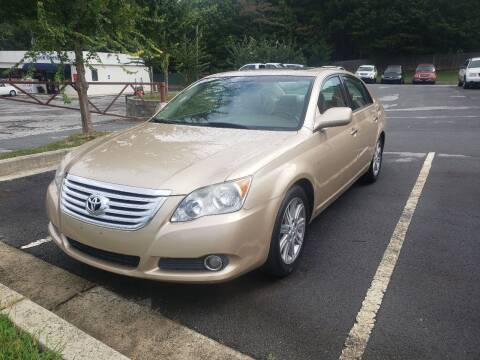 2009 Toyota Avalon for sale at Credit Cars LLC in Lawrenceville GA