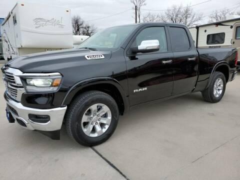 2020 RAM Ram Pickup 1500 for sale at Kell Auto Sales, Inc - Grace Street in Wichita Falls TX
