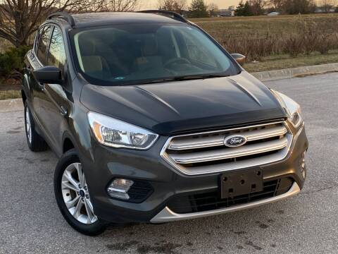 2018 Ford Escape for sale at Big O Auto LLC in Omaha NE