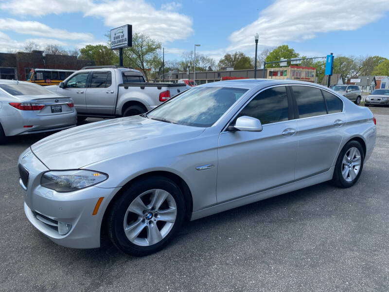 2013 BMW 5 Series for sale at BWK of Columbia in Columbia SC