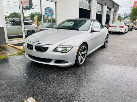 2009 BMW 6 Series for sale at AUTO PLUG in Jacksonville FL