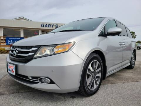 2015 Honda Odyssey for sale at Gary's Auto Sales in Sneads NC