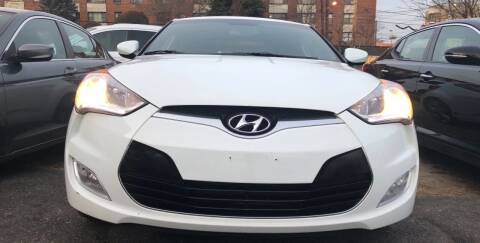 2016 Hyundai Veloster for sale at OFIER AUTO SALES in Freeport NY