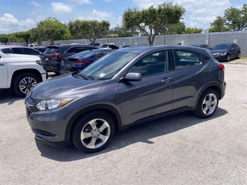 2017 Honda HR-V for sale in Miami, FL