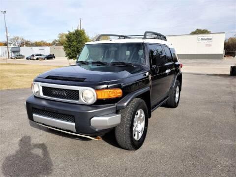 2007 Toyota FJ Cruiser for sale at Image Auto Sales in Dallas TX