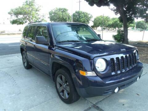 2014 Jeep Patriot for sale at Hollywood Auto Brokers in Los Angeles CA