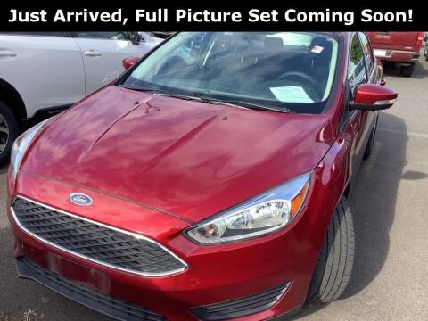 2016 Ford Focus for sale at Royal Moore Custom Finance in Hillsboro OR