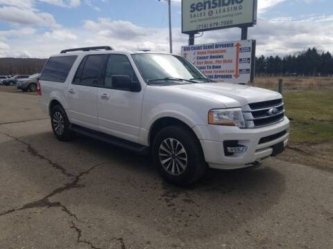 2016 Ford Expedition EL for sale at Sensible Sales & Leasing in Fredonia NY