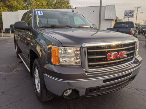 2011 GMC Sierra 1500 for sale at GREAT DEALS ON WHEELS in Michigan City IN