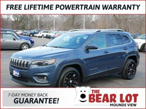 2019 Jeep Cherokee for sale at Rydell Auto Outlet in Mounds View MN