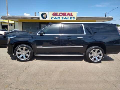 2015 Cadillac Escalade ESV for sale at Suzuki of Tulsa - Global car Sales in Tulsa OK