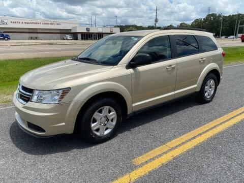 2011 Dodge Journey for sale at Double K Auto Sales in Baton Rouge LA