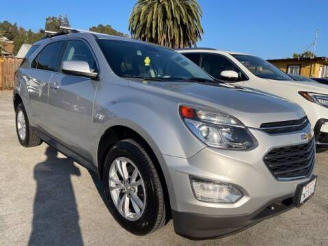 2016 Chevrolet Equinox for sale at MISSION AUTOS in Hayward CA