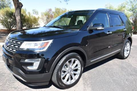2017 Ford Explorer for sale at AMERICAN LEASING & SALES in Tempe AZ