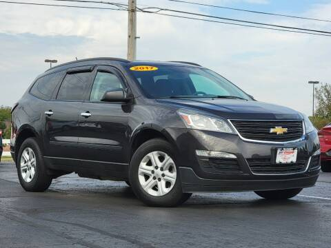 2017 Chevrolet Traverse for sale at Tri-County Pre-Owned Superstore in Reynoldsburg OH
