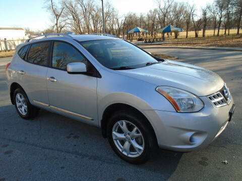 2011 Nissan Rogue for sale at Sunshine Auto Sales in Kansas City MO