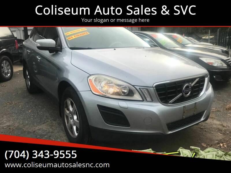2012 Volvo XC60 for sale at Coliseum Auto Sales & SVC in Charlotte NC