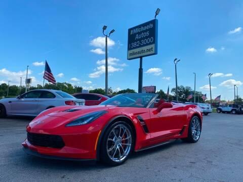 2019 Chevrolet Corvette for sale at Michaels Autos in Orlando FL