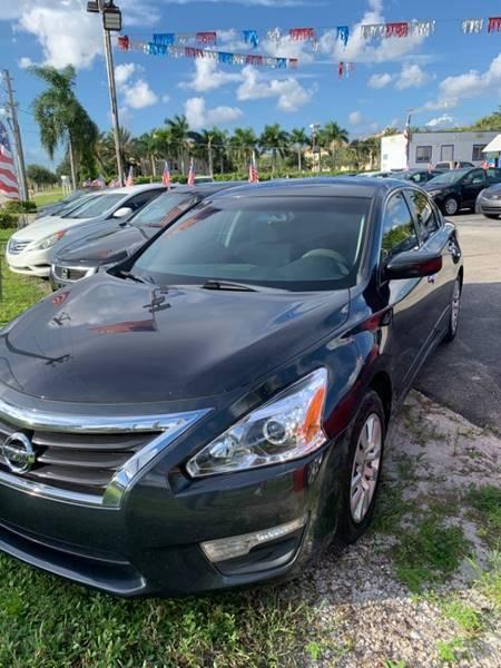 2014 Nissan Altima for sale at Roadmaster Auto Sales in Pompano Beach FL