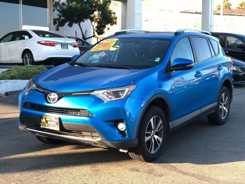 2016 Toyota RAV4 for sale at Autos Wholesale in Hayward CA