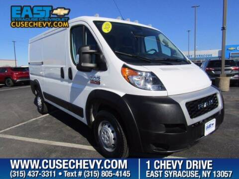 2020 RAM ProMaster Cargo for sale at East Syracuse Performance Sales & Service in Syracuse NY