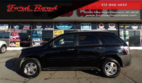 2005 Chevrolet Equinox for sale at Ford Road Motor Sales in Dearborn MI