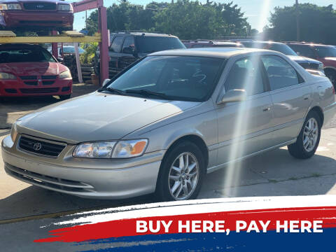 2001 Toyota Camry for sale at Mid City Motors Auto Sales - Mid City North in N Fort Myers FL