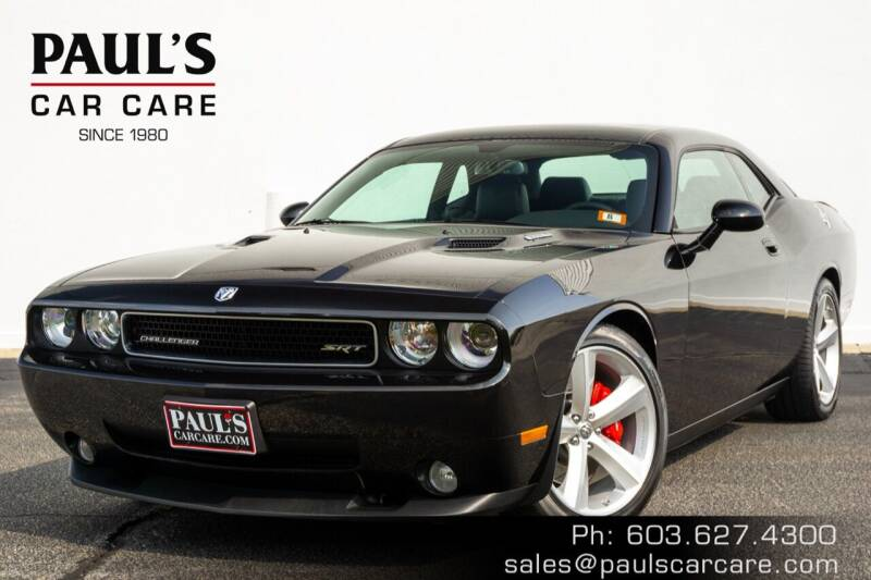 2009 Dodge Challenger for sale at Paul's Car Care in Manchester NH