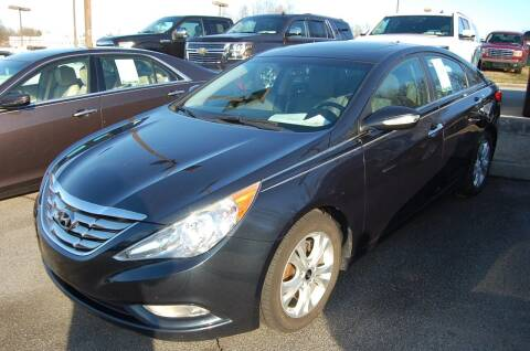 2011 Hyundai Sonata for sale at Modern Motors - Thomasville INC in Thomasville NC
