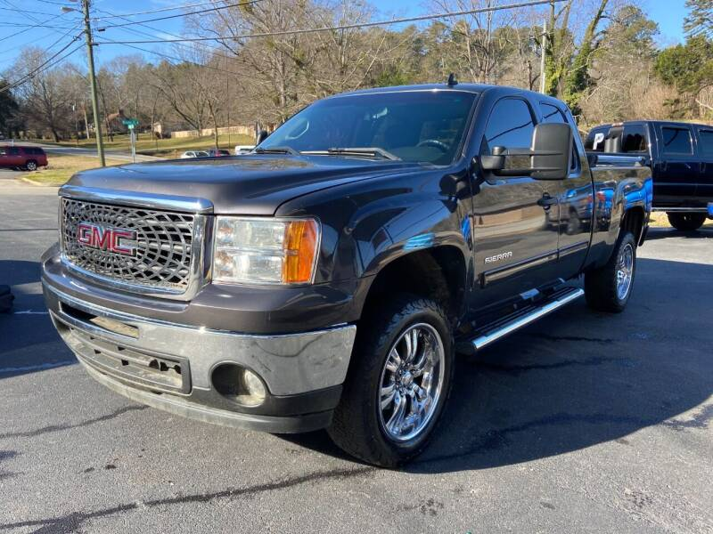 2010 GMC Sierra 1500 for sale at Luxury Auto Innovations in Flowery Branch GA