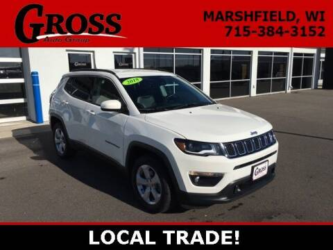 2018 Jeep Compass for sale at Gross Motors of Marshfield in Marshfield WI
